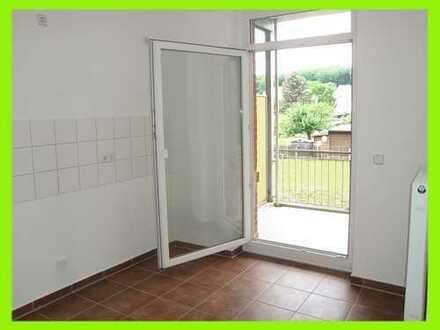 **Wohlfühlwohnung mit XL-Balkon (ca. 10m²), in ruhiger Lage**