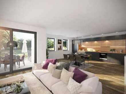 Wunstorf, Wasserlage, zentral : Haus im Haus mit Penthousefeeling