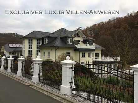 Luxusvilla für höchste Ansprüche am Waldrand