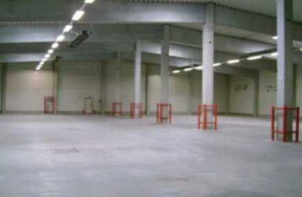 """BAUMÜLLER & CO."" ca. 750 qm Hallenfläche - ebenerdige Andienung"