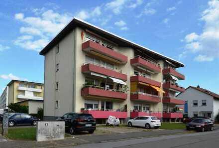 Geräumige Eigentumswohnung mit 2 Balkone