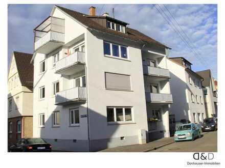 ***Sanierte, 4 Zi. Wohnung in Stgt.-Obertürkheim***