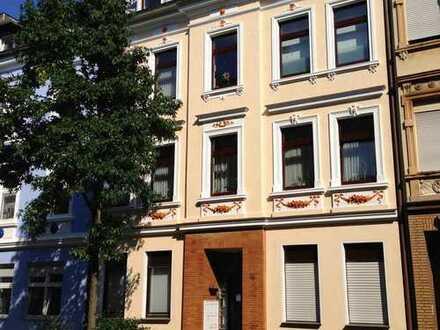 Helle Zwei Zimmerwohnung in der westlichen Innenstadt
