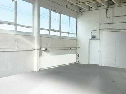 Vermieten Produktions und Lagerhallen