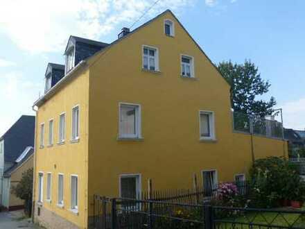 Einfamilienhaus mit Einliegerwohnung in Scheibenberg!