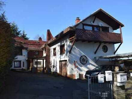 Wohnhaus mit 3 Wohnungen und großem Grundstück, auch als Kapitalanlage interessant!