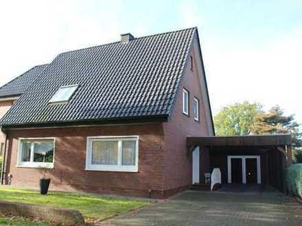 - Reserviert - Gepflegte Haushälfte mit Terrasse u. vielen Möglichkeiten in Altharen..