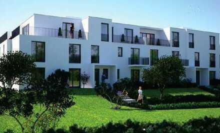 Exklusive Etagenwohnung mit Garten und Lechblick