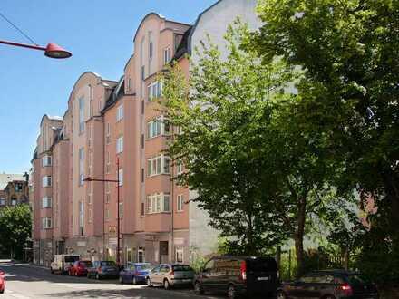 Schöne 2-Raum-Wohnung mit Balkon und bodengleicher Dusche