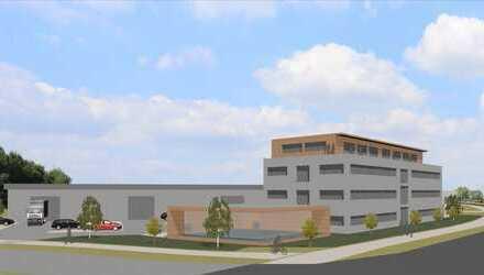 Centrum Gewerbepark Kaufbeuren Büros ab 250 m² & Hallen ab 100 -1000 m²