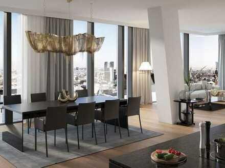 OMNI heißt alles: Großzüge 3-Zimmer-Wohnung mit großer Terrasse und spektakulärem Ausblick