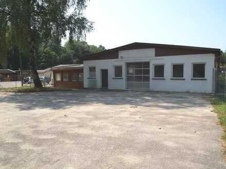 Dachau - Gewerbehof - Halle mit 2 Büroräumen für Lager, Produktion etc.