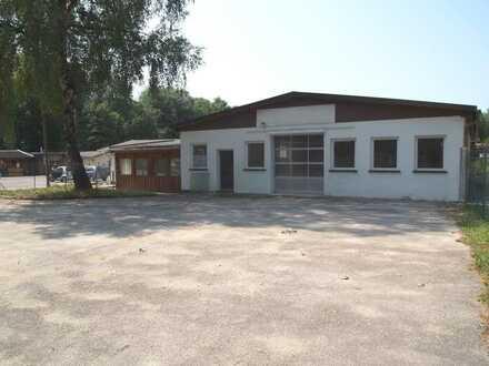 Dachau - Gewerbehof - Halle mit 2 Büroräumen für Lager, Produktion etc. Nicht für KFZ-Branche