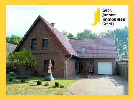 Keine Käuferprovision! Einfamilienhaus mit mögl. Einliegerwohnung in Barßel!