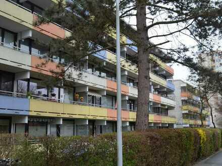 Großzügige Eigentumswohnung mit Tiefgaragenstellplatz - COBURG/SÜD