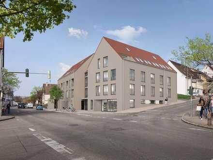 Sonnige 3-Zimmer-Wohnung im DG (Whg. 7) - Besichtigung Sonntag, 09.08., 11 - 12 Uhr