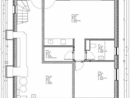 Erstbezug: 2-Zimmer-Wohnung mit Terrasse, separatem Zugang und EBK in Nürtingen-Reudern