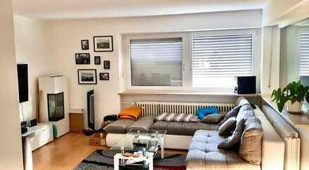 Zentrumsnahe 2-Zi.-Wohnung mit Balkon und Einbauküche in Regensburg