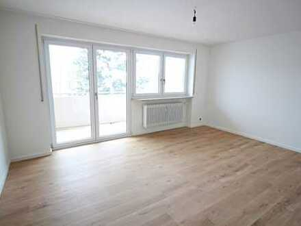 Neu saniert! 2-Zimmer-Wohnung mit Balkon im Regensburger Inneren Westen! Inkl. Einzelgarage