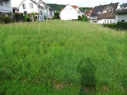 NETPHEN-Zentrum: erstklassiges, sonniges Grundstück mit tollem Fernblick -nach § 34 bebaubar !!!