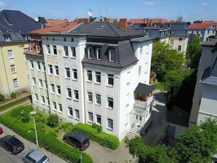 Zentrumsnahe, ruhige 2,5-Zimmer-Wohnung in Brühlervorstadt