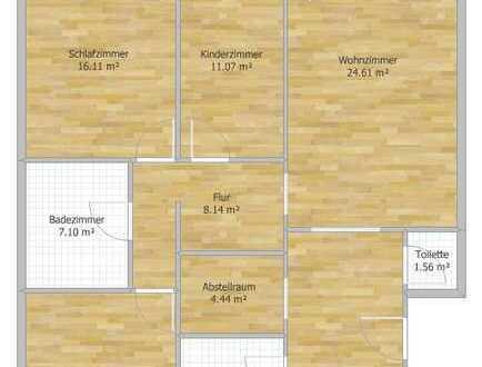 Ansprechende 4,5-Zimmer-Wohnung, ab jetzt frei kontaktieren
