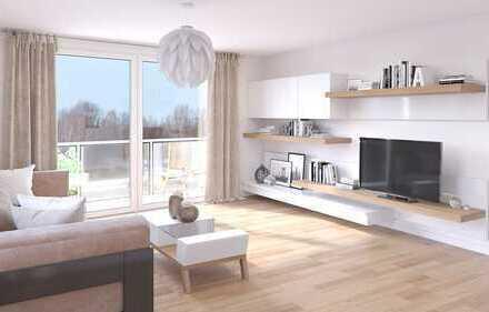 Moderne 4-Zimmer OG-Wohnung mit Platz für die ganze Familie und eigenem Garten