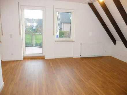 Frisch renovierte 3 Zimmer-Wohnung in MS-Wolbeck!