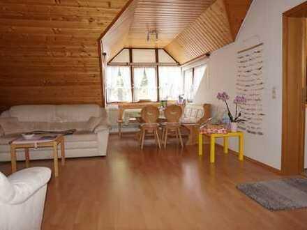2 Zimmer Dachgeschosswohnung in der Fußgängerzone von Schramberg-Tal