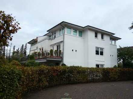 Drei-Zimmer-Wohnung mit Terrasse und Garten in Lilienthal