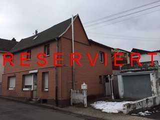 Gelegenheit aus NACHLASS- / INSOLVENZ-Verwertung - Haus für kleines Geld - ideal für Handwerker ...