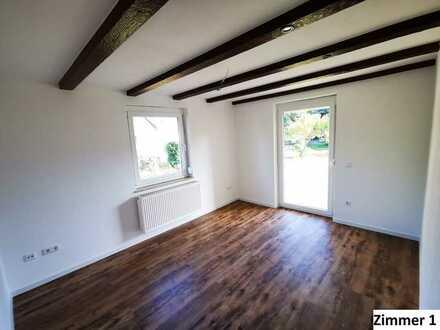 Erstbezug nach Sanierung: stilvolle 3-Zimmer-Wohnung in Erdmannhausen