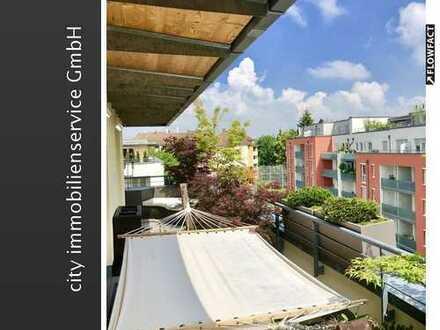 Rarität - Herrschaftliche Penthousewohnung in Bogenhausen