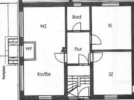 Zentral gelegene drei ZWKB Wohnung in Gersthofen Süd