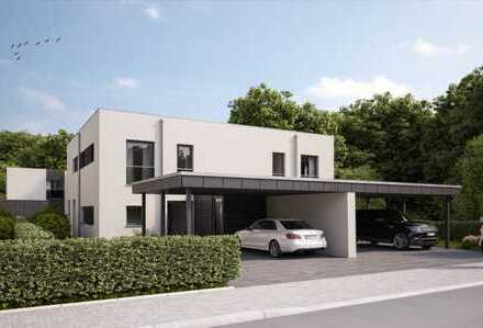 Modernes Doppelhaus im exklusiven Villenpark - 50 % bereits verkauft
