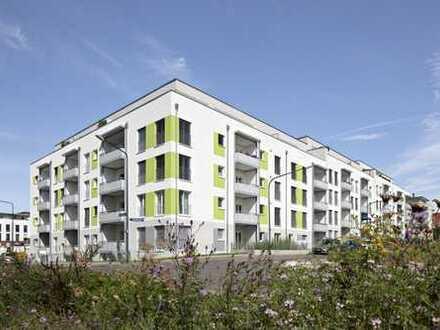 3-Zimmer-Penthousewohnung mit hochwertiger Küche und Dachterrasse!