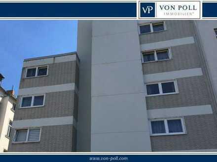 Hübsche Dreizimmerwohnung mit Balkon und Lift - ideale Lage