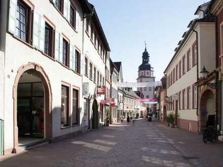 Fußgängerzone! Ihr neuer Laden mitten in Ettlingen!