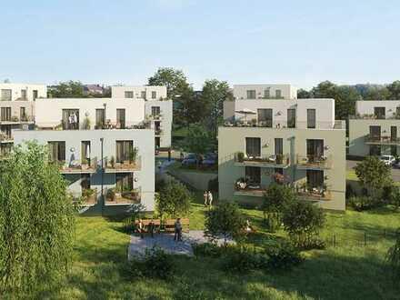 2-Zimmer-EG-Wohnung in Berlin-Köpenick - Erstbezug - mit EBK und Terrasse - zu vermieten