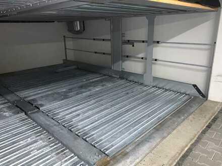 Duplex-Parker in Tiefgarage im Ortszentrum Gilching zu vermieten