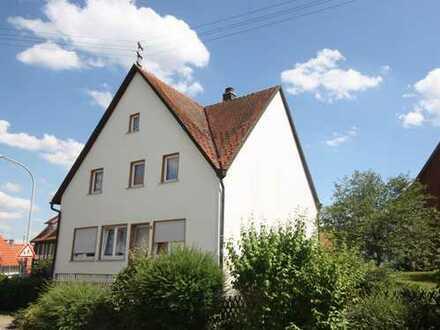 Wohnhaus in Dormettingen