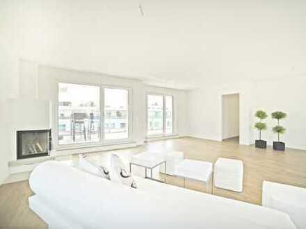 Exklusives Haus im Haus mit traumhafter Dachterrasse in Toplage von Bogenhausen