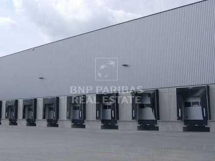 Neubau - Lager- Produktion- Fertigung in Nürnberg