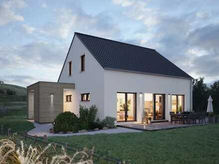klassisches Einfamilienhaus für die ganze Familie und Keller