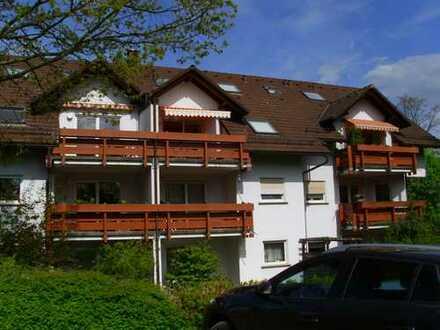 Preiswerte, gepflegte 3-Zimmer-Wohnung mit Balkon in Zwickau (Kreis)