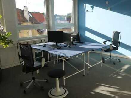 Schönes, ruhiges Büro (möbliert, dazu Meeting Raum)