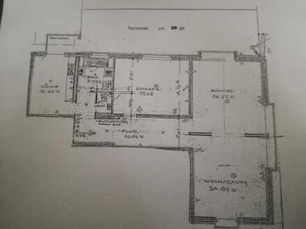 Erstbezug nach Sanierung mit Dachterrasse: attraktive, großzügige 3-Zimmer-Wohnung in Heidelberg