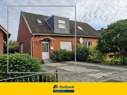 PROVISIONSFREI für den Käufer! Massive Doppelhaushälfte für die kleine Familie!