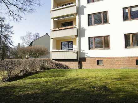 Nähe Knoops Park - EG-Wohnung mit Südloggia