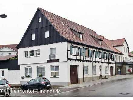 Gepflegtes Wohn-Geschäftshaus Ausbaupotential für 4-5 Whg. auf ca. 400 m² Wfl.